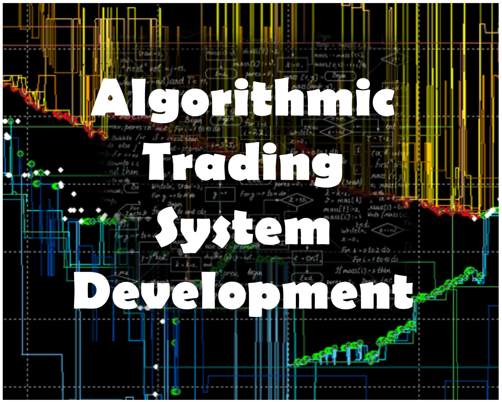 Algo trading strategy developer